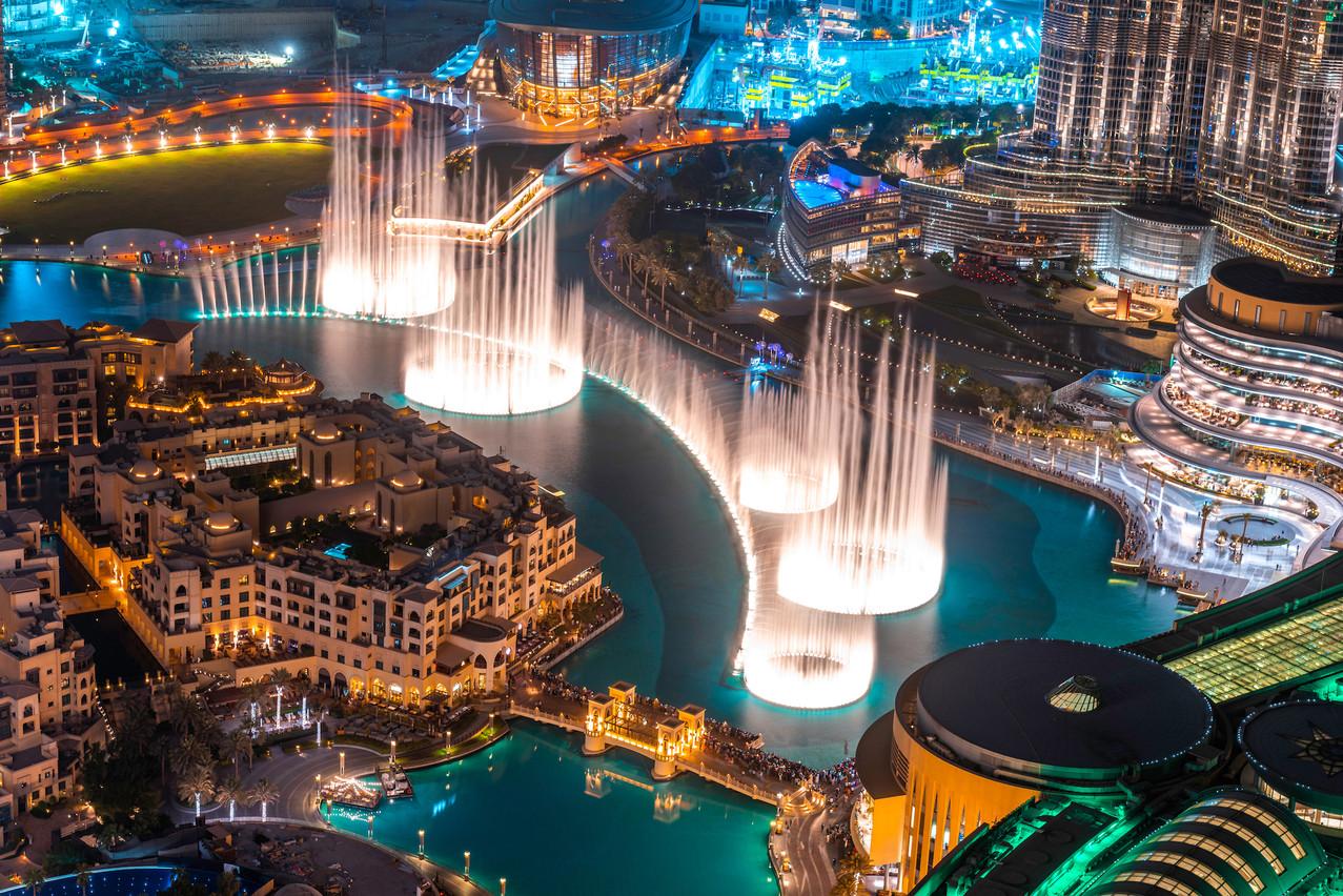 Dubaï est une place financière importante au Moyen-0rient. (Photo: Shutterstock)