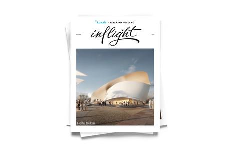 Le Luxembourg a bâti un magnifique pavillon sur le site de l'exposition universelle. (Photo: Maison Moderne)