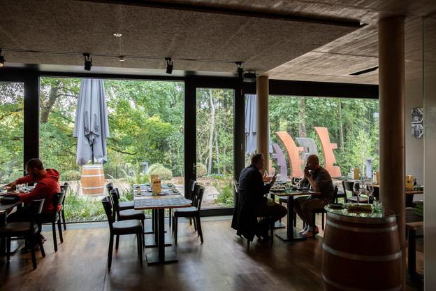 Loxalis, à Dudelange, fait partie des restaurants concernés par la décision de la Ville de renoncer à ses loyers. (Photo: Jan Hanrion / archives Maison Moderne)