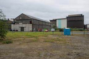 L'ancienne friche d'ArcelorMittal sera prochainement transformée en nouvel éco-quartier. ((Photo: Matic Zorman/Maison Moderne))