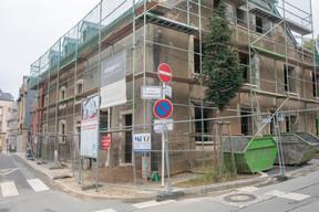 L'ancienne ferme sera transformée en logements sociaux. ((Photo: Matic Zorman/Maison Moderne))
