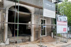 Le bâtiment est sur la liste de l'Inventaire supplémentaire des monuments historiques. ((Photo: Matic Zorman/Maison Moderne))