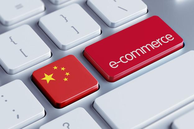 Là où le retail a enregistré une baisse de ses ventes de 2,8% au mois de mai en Chine, l'e-commerce a lui bondit de 15,6% sur la même période. (Visuel: Shutterstock)