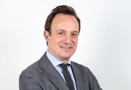Nicolas Cassart,  Legal Publishing Manager  chez Larcier Luxembourg (Photo: Larcier Luxembourg)