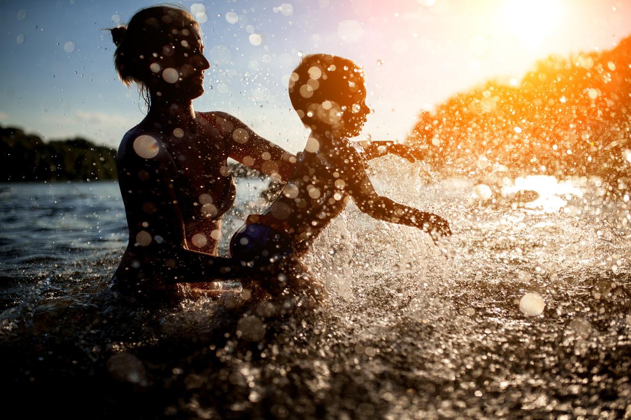«La qualité des eaux de baignade en Europe s'est considérablement améliorée au cours des quarante dernières années», selon la Commission européenne. (Photo: Shutterstock)