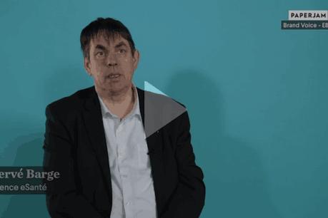 Hervé Barge, Directeur Général, Agence Nationale eSanté Photo: Maison Moderne