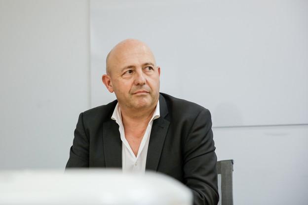 Le CEO d'EBRC, Yves Reding, cherchait à développer les activités du groupe luxembourgeois en France. Avec Digora, il a trouvé un partenaire de choix. (Photo: Romain Gamba/Paperjam)