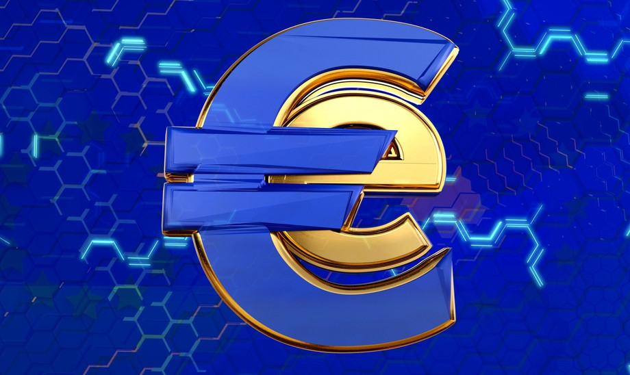 A digital euro would combine the efficiency of a digital payment instrument with the safety of central bank money, the ECB says Shutterstock