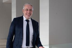Patrick Hoffnung, directeur de l' European Convention Center Luxembourg , dirige une équipe de six personnes. (Photo: Nader Ghavami/Maison Moderne)