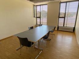 Une salle de réunion plus petite. ((Photo: Paperjam))
