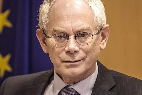 Herman Van Rompuy, président d'honneur du CoR-EU. (Photo: Michiel MC Hendryckx/Gent)
