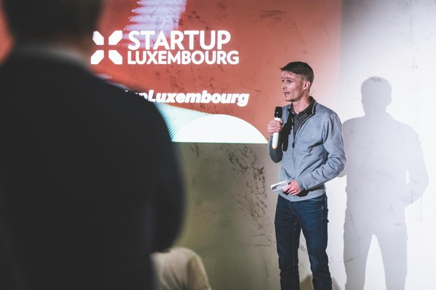 Jonas Mercier (Luxinnovation) (Photo: Arthur Ranzy)