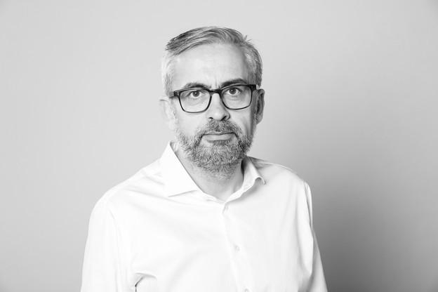 Pour Mike Koedinger, fondateur de Paperjam, le titre proposera, dans les 10 prochaines années, une information digitale en continu, toujours orientée sur le monde des affaires. Sans oublier les contacts physiques et le print. (Photo: Romain Gamba/archives Maison Moderne)