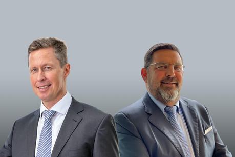 Karsten Løngaard, Portfolio Manager and Xavier Magrini, Head of Sales.   (Photo:European Capital Partners)