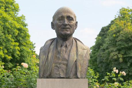 Robert Schuman est un des pères fondateurs de l'Union européenne. (Photo: Shutterstock)