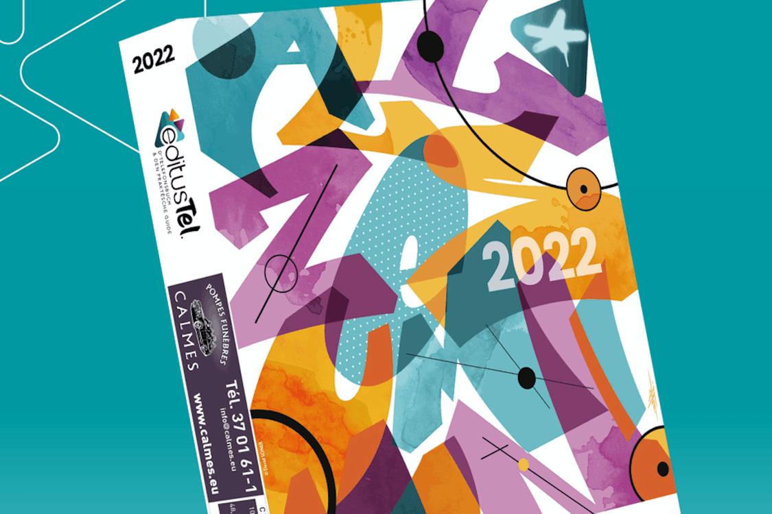 Editus s'est lancée, ce vendredi, dans la distribution de l'édition2022 de son annuaire. (Visuel: Editus)
