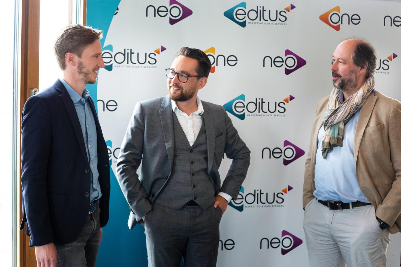 Editus se positionne comme agence marketing et lance deux nouvelles marques ONE & NEO.  (c) photoh.eu 2016 tous droits réservés