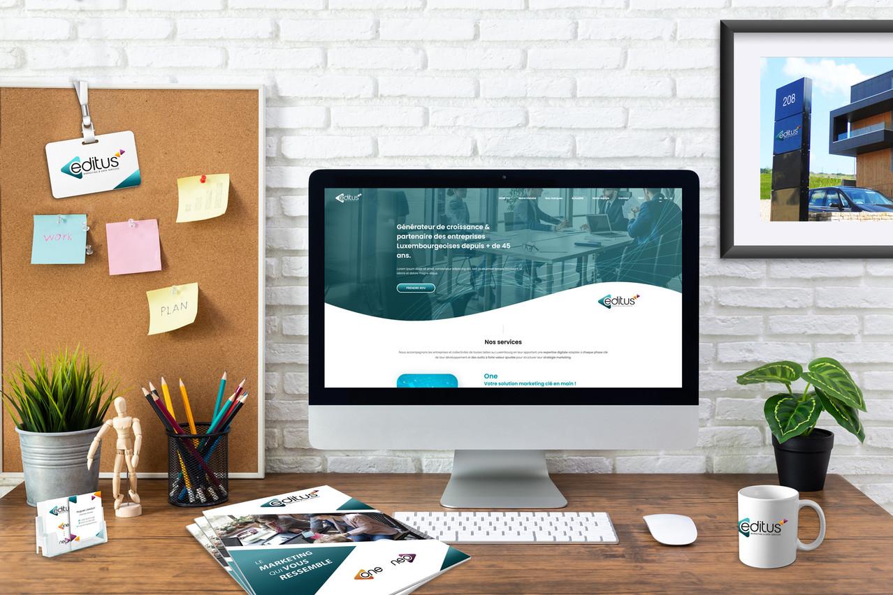 Une ambition: accompagner toutes les entreprises dans leur digitalisation. Copyright (c) 2019 suriya yapin/Shutterstock