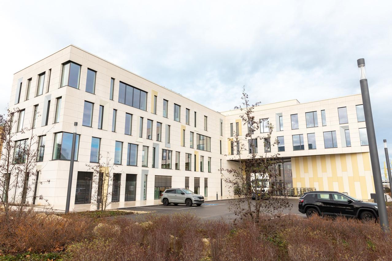 Le bâtiment Dyapason répond aux normes écologiques recherchées par Edmond de Rothschild. (Photo: Romain Gamba / Maison Moderne)