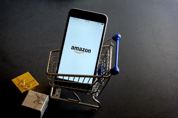 Premier à réagir à la taxe Gafa française, Amazon a intégralement reporté son montant sur ses vendeurs. Les États-Unis, eux, veulent éviter que des taxes du même type ne fleurissent. (Photo: Shutterstock)