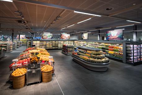 Un résident a dépensé en moyenne 7.178 euros en 2020 en courses alimentaires et seulement 2.465 euros dans les restaurants, livraisons à domicile et autres lieux de restauration. (Photo: Nader Ghavami/archives Maison Moderne)