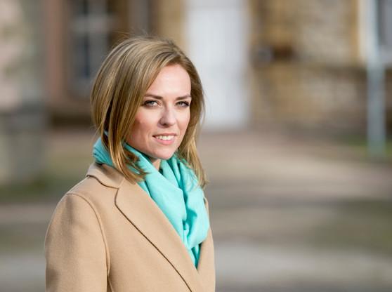 Taina Bofferding, ministre de l'Égalité entre les femmes et les hommes. (Photo: Anthony Dehez)