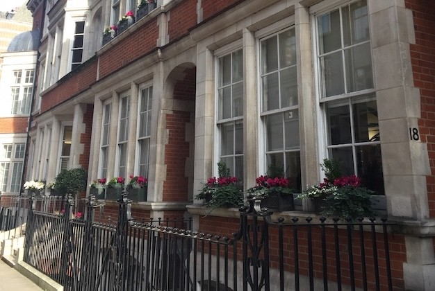 ERSEL's Headquarters in London. Photo: ERSEL