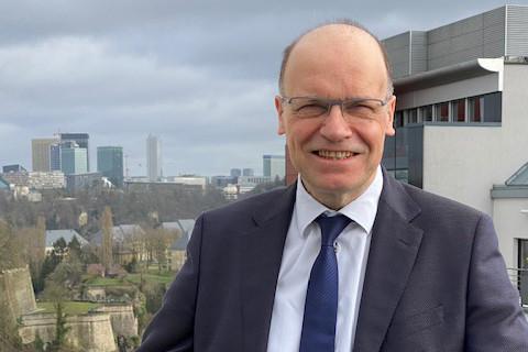 Ivo Bauwens: «Nous proposons la réciprocité.» (Photo: KBC Group)