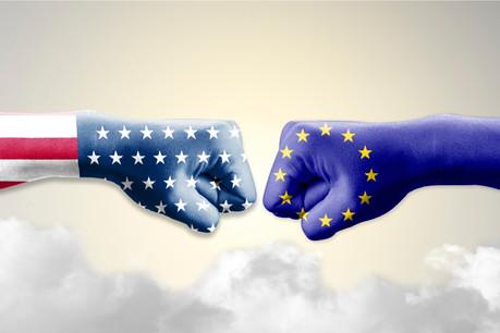Les chambres professionnelles espèrent de meilleures relations entre les États-Unis et l'Union européenne après l'élection de JoeBiden. (Photo: Shutterstock)