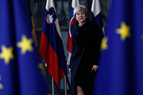 Theresa May voulait éviter d'avoir à convoquer les élections européennes alors qu'elle tente de convaincre l'opposition travailliste de valider l'accord obtenu auprès de l'UE. (Photo: Shutterstock)