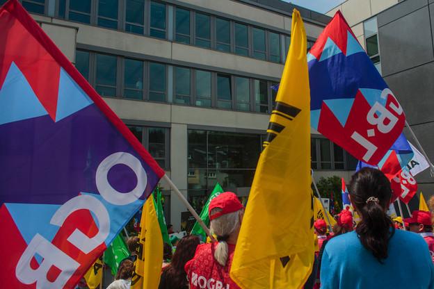 Neuf syndicats sont en lice pour les élections sociales qui se tiendront le 12 mars. (Photo: Matic Zorman/Paperjam archives)