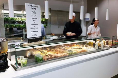 Elior prendra place dans les cuisines de la BDL dès septembre prochain. (Photo: Elior / Twitter)