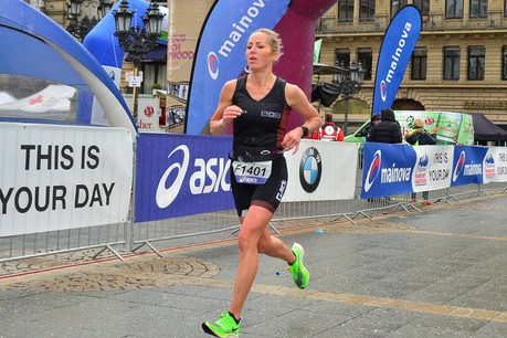 Le conseil de Runa Egilsdottir à celles et ceux qui veulent se lancer dans l'aventure du marathon: soyez gentils avec vous-mêmes. (Photo:Runa Egilsdottir)
