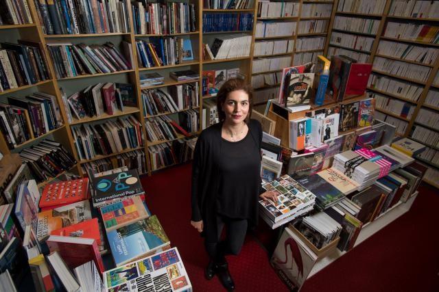 Elmira Najafi a succédé àEdmond Donnersbach à la tête de la librairie Alinéa en mars 2019. (Photo: Nader Ghavami/Archives)