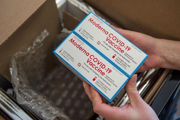 Après celui de BioNTech-Pfizer, un deuxième vaccin obtient son feu vert, celui de Moderna, dont l'Union européenne a commandé jusqu'à 160millions de doses. (Photo: Moderna)