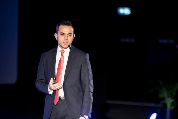 Emiliano Luzzi a quitté Accenture Luxembourg pour un nouveau challenge dans les rangs d'EY Luxembourg. (Photo: Jan Hanrion-Patricia Pitsch/Archives Maison Moderne)