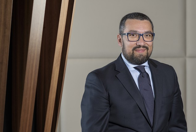 Nicola Losito, Senior Manager, Arendt Regulatory & Consulting. (Photo: Arendt)