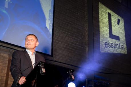 EmmanuelFleig, actuel directeur d'Edita SA, prendra la succession de MarcelKohler àla direction du groupe 20 Minuten. (Photo: Nader Ghavami/Maison Moderne/Archives)