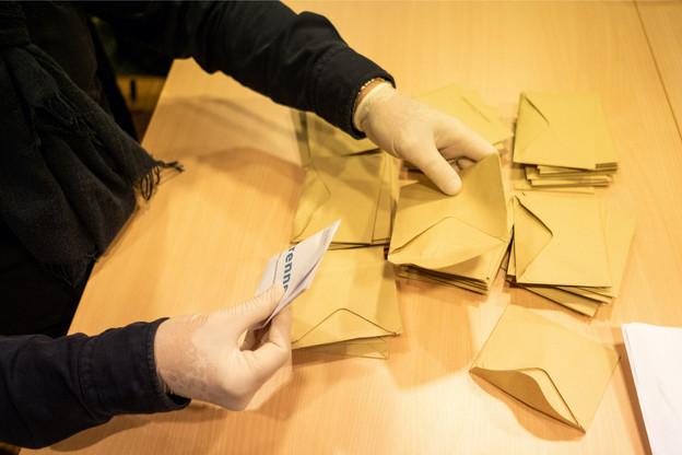 Sur les 26.724inscritsau registre du consulat de France,seuls 3.870Français ont voté pour élire les cinq conseillers des Français de l'étranger au Luxembourg. (Photo: Shutterstock)