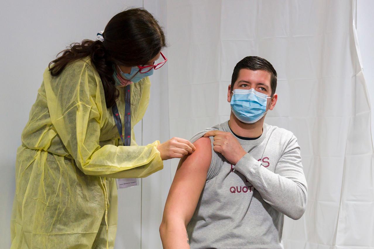 En Sarre, un peu plus de 22.000 personnes ont déjà été vaccinées. (Photo: SIP/Emmanuel Claude)