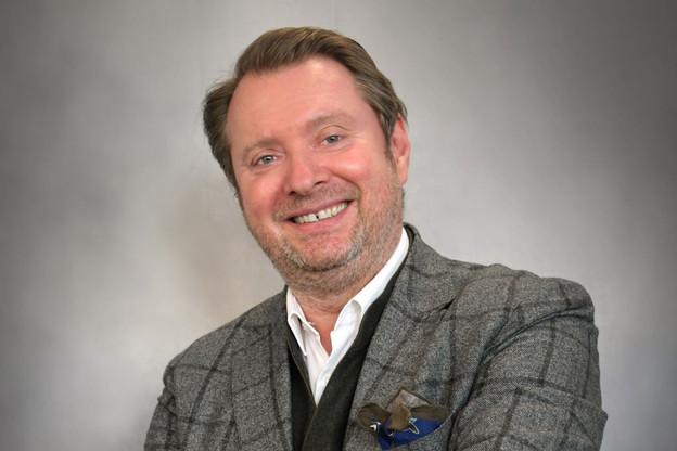 Raphaël Bouchet est le directeur du Shopping Center Cloche d'Or. (Photo: DR)