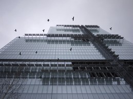Tribunal de Paris (Renzo Piano Building Workshop, Paris) ((Photo: MaximeLaurent))