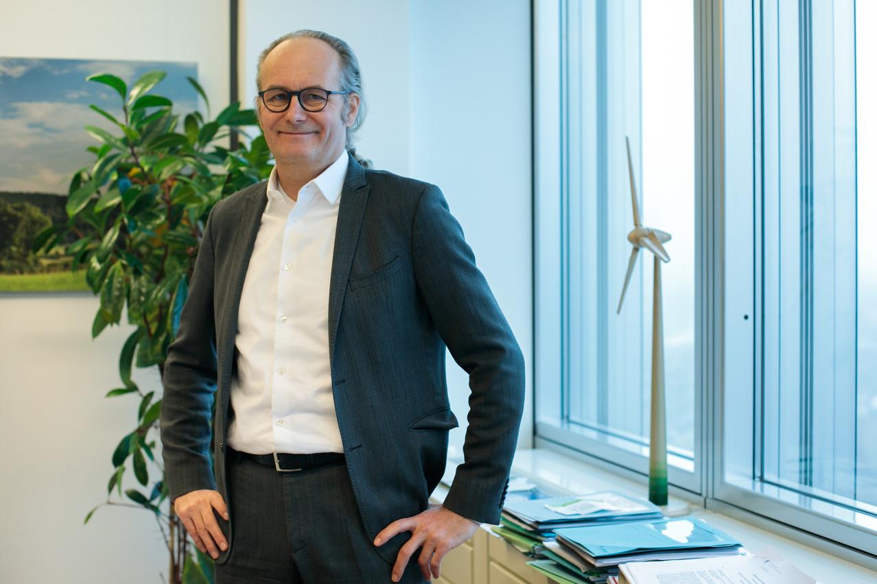 «Il n'y a plus aucune raison économique de ne pas accélérer le déploiement des énergies renouvelables», selon le ministre de l'Énergie,Claude Turmes (Déi Gréng). (Photo: Matic Zorman / Maison Moderne)