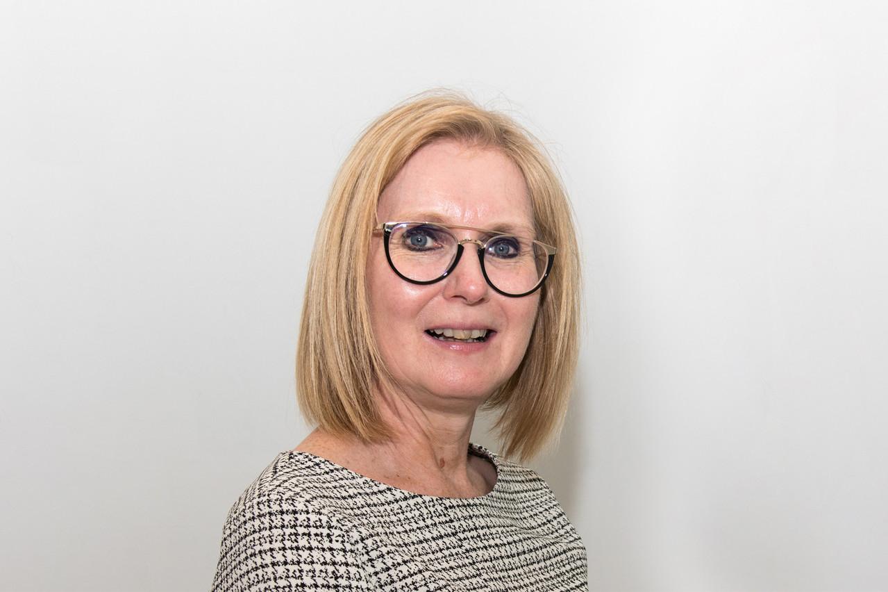 Katelijne Leemans,   CFO SAP Belgium & Luxembourg. Crédit photo: SAP