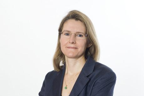 Florence Pisani, directrice de la recherche économique chez Candriam. (Photo: Pierre Chiquelin pour Candriam)