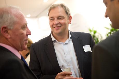 NeilWard quitte Kneip et cède son poste de CEO à EnriqueSacau. (Photo: Charles Caratini/archives)