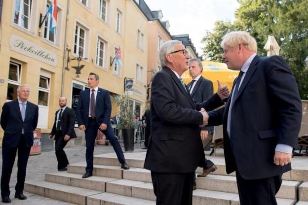 La rencontre entre le président de la Commission européenne et le Premier ministre britannique n'a rien donné de très concret. (Photo: Commission européenne)