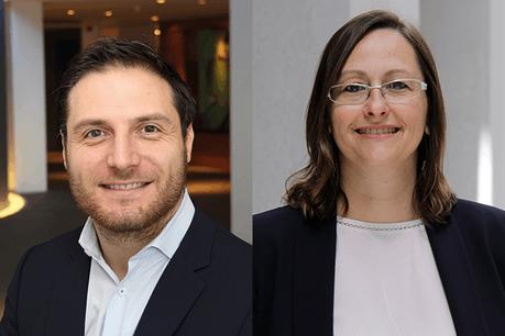 Eric Centi, associé fiscaliste et leader du département fiscal dans le secteur financier, et Carole Hein, directrice fiscale. (Photo: Deloitte Luxembourg)