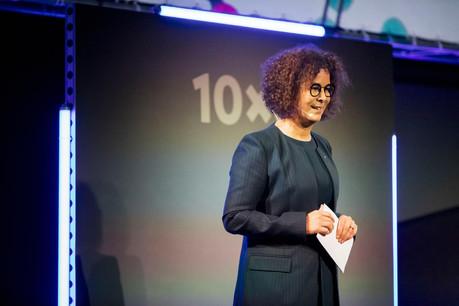 Amal Choury (e-Kenz) (Photo: Patricia Pitsch/Maison Moderne)