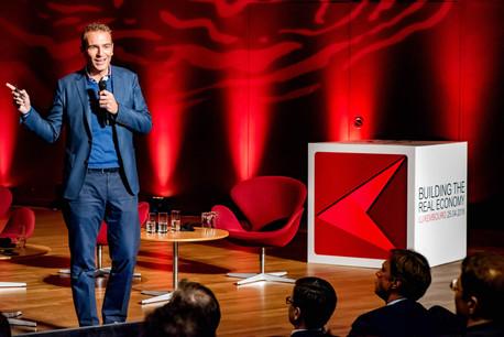 Dans «Ose», AlexandreMars donne les clés à ceux qui veulent devenir entrepreneur et qui n'ont jamais osé franchir le pas. (Photo: archives Maison Moderne)